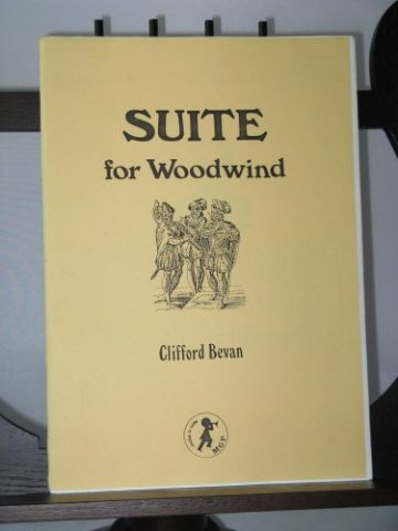 Bevan C - Suite for Woodwind